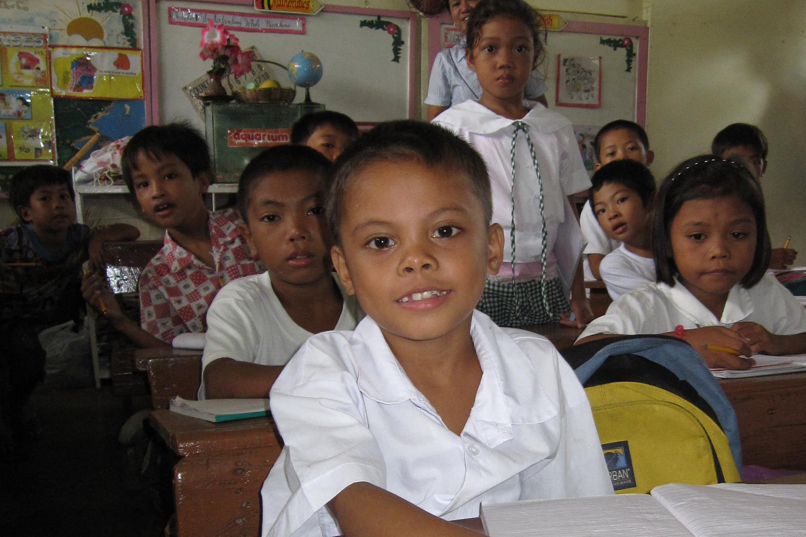 Everyone deserves education Sparrow Foundation