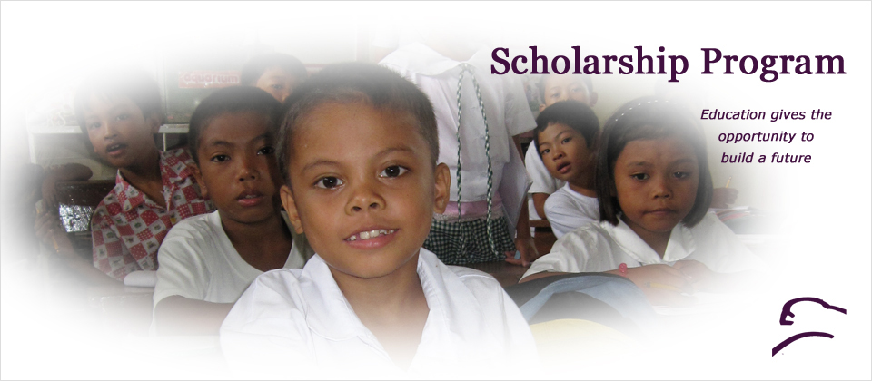 Scholarship Program Sparrow Foundation