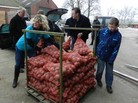 Potato campaign