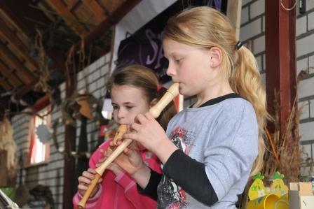 Flute music - Sparrow Foundation