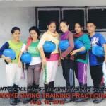 Basic safety training - Sparrow Foundation